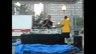 DJ Lego at Taste of Chicago (Summer Dance 2012)