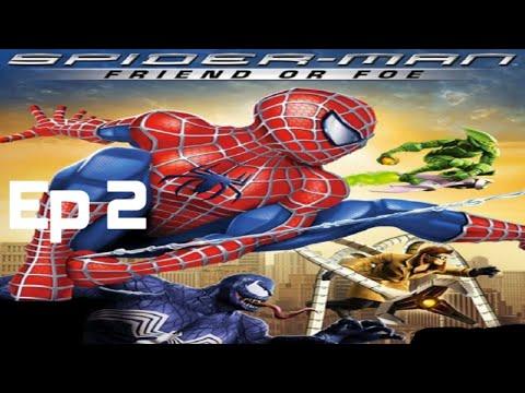 Spider-Man Friend Or Foe Ep 2 - Tokyo, Japan: Industrial Plant