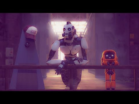 Любовь, смерть и роботы (2019). Нет, они подохли от собственной тупости.