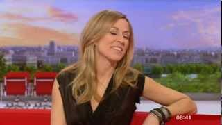 Sheryl Crow Easy Interview BBC Breakfast 2014