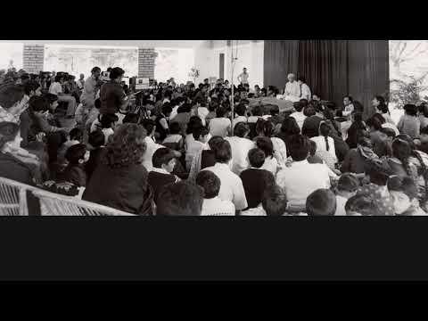 Audio | J. Krishnamurti – Rishi Valley 1978 – School Discus. (Students) 6 – Intelligence is total...