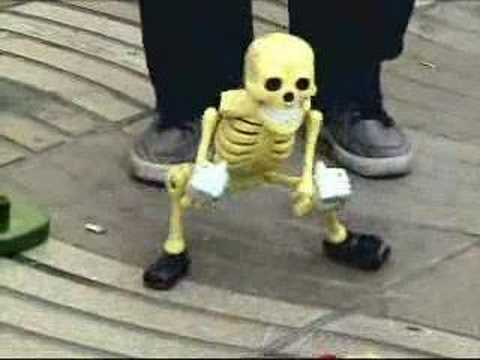 hqdefault skeleton dance youtube
