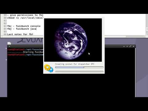 Running Fuzzbunch (NSA leak by shadow brokers) on linux (wine)