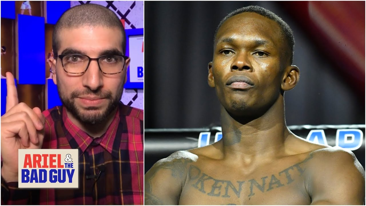 Debating which middleweight contender fights Israel Adesanya next | Ariel & The Bad Guy