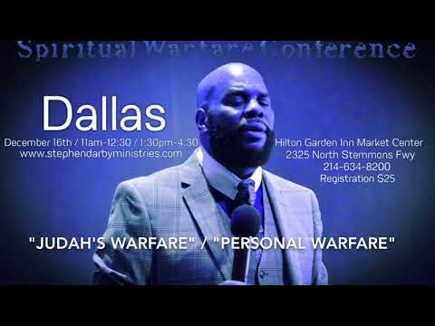 Spiritual Warfare Conference Dallas