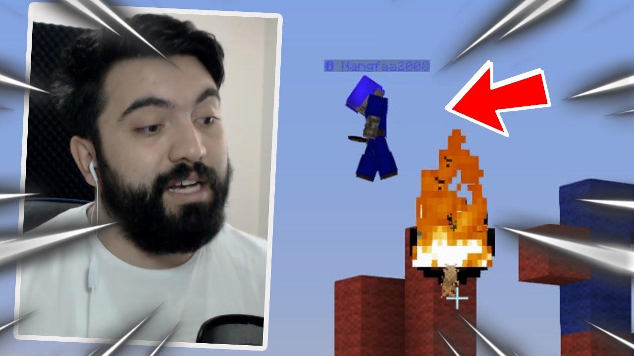 Download KÖPRÜDE ATAR YAPILMAZ! Minecraft: BED WARS