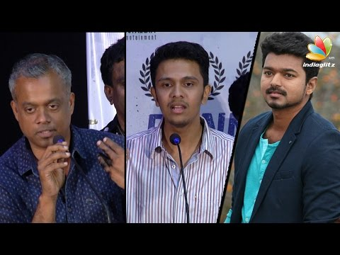 Vijay's comment on Dhuruvangal 16 : Gautham Menon, Karthick Naren Speech | 75th Day Celebration