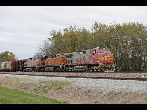 Railfaning Along BNSF