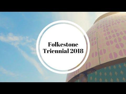 Folkestone Triennial 2017: Full Walking Tour