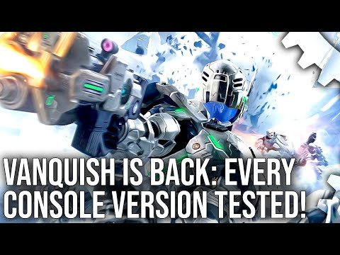 Vanquish 10th Anniversary: Every Console Tested - But Which Deliver A Locked 60fps?