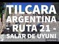 Aventura en Moto desde Tilcara Argentina a Uyuni Bolivia Klaps