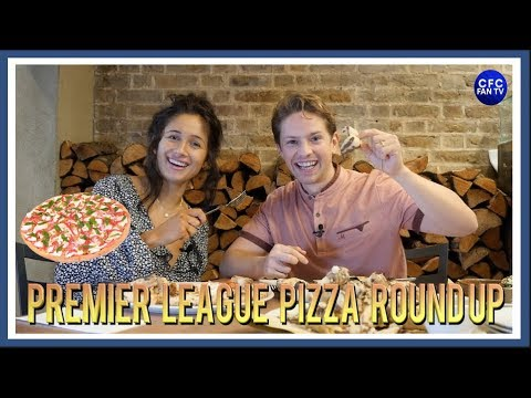 PREMIER LEAGUE PIZZA REVIEW || ARSENAL BACK ON FORM? CAN CHELSEA BEAT LIVERPOOL & CITY TO THE TITLE?