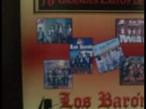 Los Baron De Apodaca- Ladies Bar