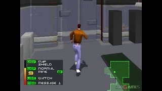 Fade to Black - Gameplay PSX (PS One) HD 720P (Playstation classics)