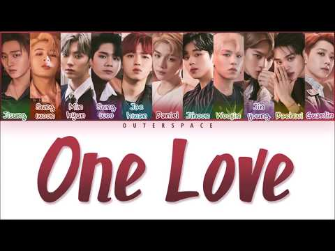 Free Download [han/rom/vietsub] Wanna One - One Love (color Coded) Mp3 dan Mp4