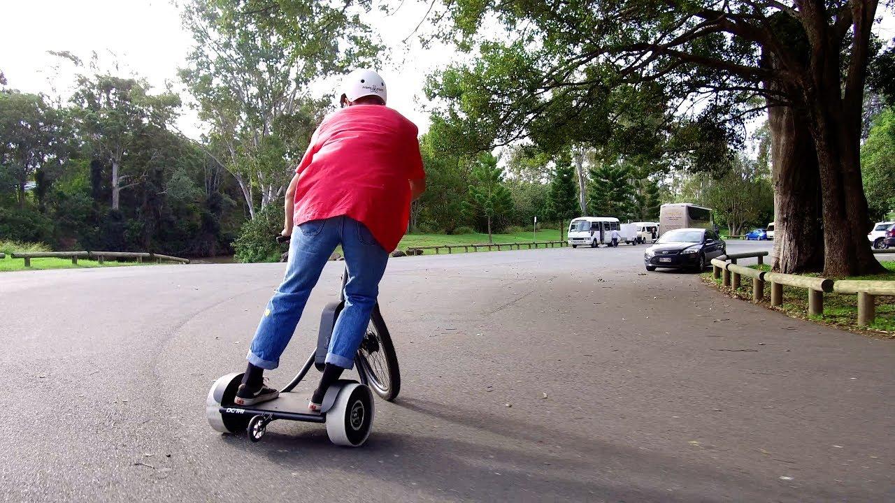 Dc Tri Electric Drift Trike