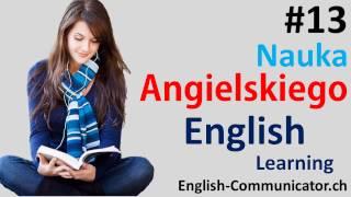 #13 Kurs języka angielskiego Słownictwo English Bieruń Kluczbork Olsztyn Starachowice reading