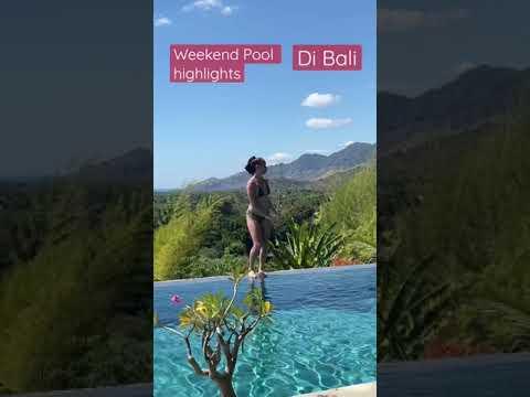 Weekend Pool Highlights 🇮🇩