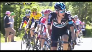 Le Tour De France2016 étape12 フルーム、ポート落車、そしてツール史上最悪の事態へ