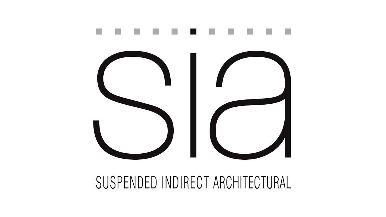The SIA Series is a complete family of sleek, compact, suspended LED luminaires. Softly glowing side panels, radiant edgelit acrylic, and perforated design elements make the SIA a unique indirect fixture for row-mount or stand-alone applications. Learn more: https://www.hew.com/search?q=sia