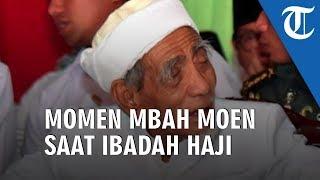 Mbah Moen Meninggal di Mekkah, Ini Momen saat Beliau Menjalankan Ibadah Haji sebelum Berpulang.