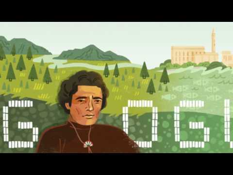 Richard Oakes activist Google Doodle in U.S | QPT