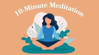 10-Minute Meditation For Stress screenshot 4