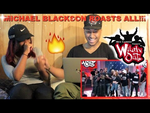 Couple Reacts : Wild 'N Out