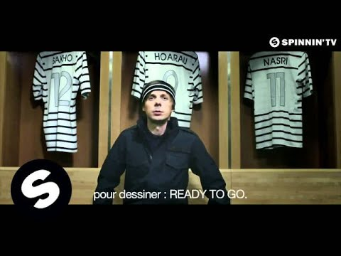 Martin Solveig  Ready 2 Go Smash Episode 3  HD