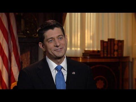 Full Interview with Speaker Paul Ryan, September 25