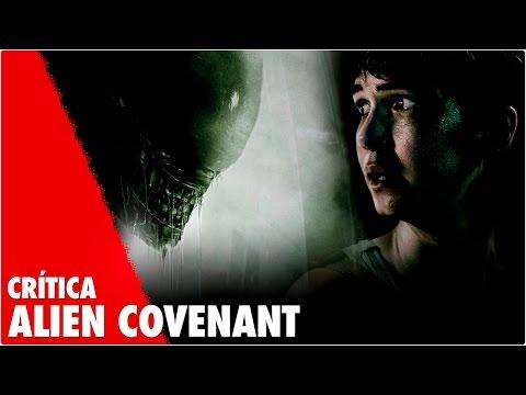 ALIEN COVENANT - Review - Critica