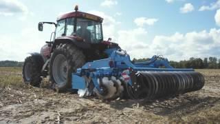 INTERTECH maszyny uprawowe: agregat uprawowo-siewny agregat podorywkowy brona talerzowa