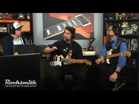 Rocksmith Remastered --HAIM Song Pack -- Live from Ubisoft Studio SF