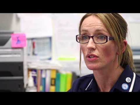 Sharon Poll - Senior Nurse - Frontline nursing and midwifery programme