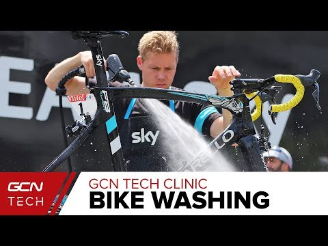 How Can I Clean My Bike Without An Outdoor Hose? | GCN Tech Clinic