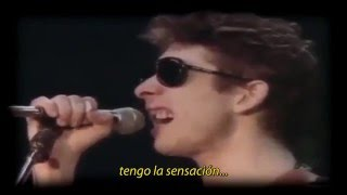 The Pogues - Fairytale of New York (live) (subtítulos español)