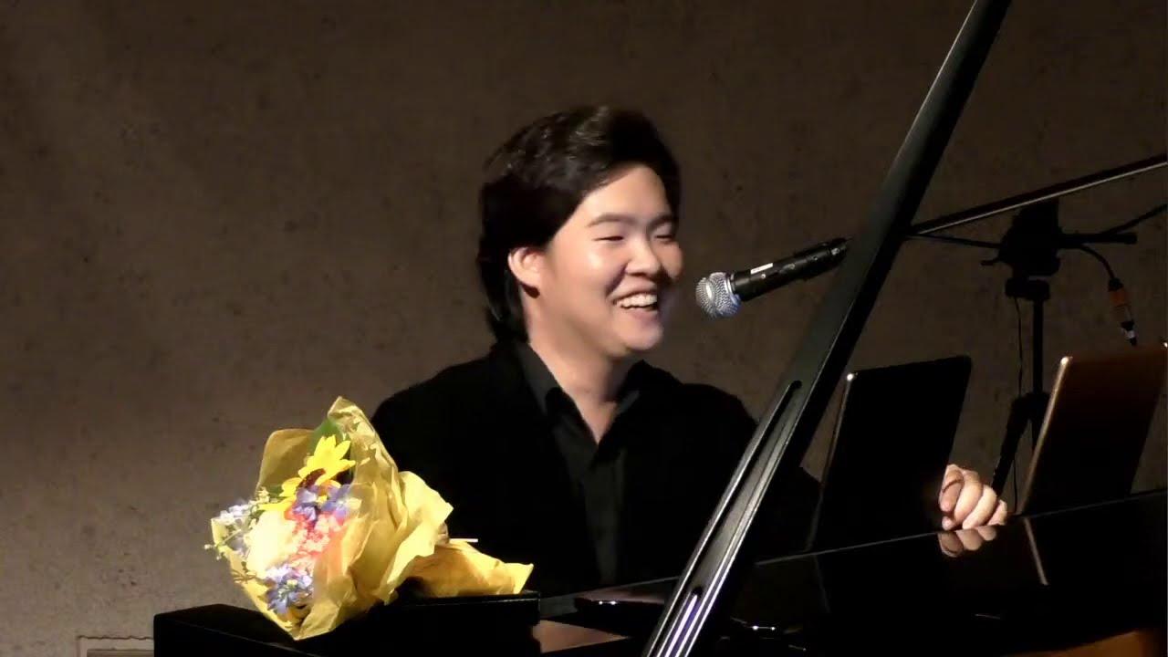 大野紘平ソロピアノコンサート in Musashi Hall