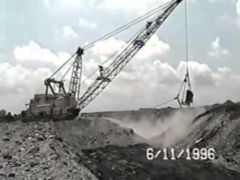 Dragline 1996: Mid State Coal Co.