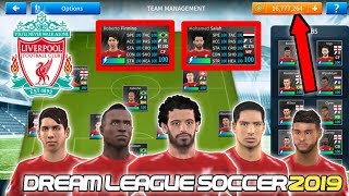 Hack Liverpool DREAM LEAGUE SOCCER 2019 6.03 No Root (All Players + Unlimited Coins)