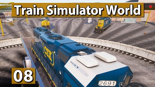 ENDLICH fertig ► TRAIN Sim WORLD Der ZUG Simulator #8