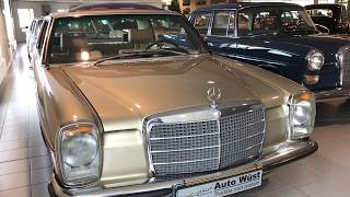 Car Review: 1975 Mercedes-Benz 200-280 (W115) 250 C