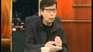 """2012 2 1锵锵三人行B  鲁迅与""""国民性"""""""
