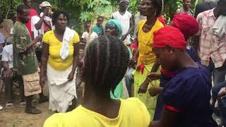 Voudo lakay haiti-akon ze mwe 2019