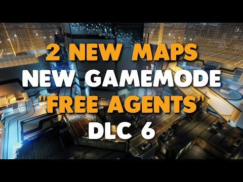 "Titanfall 2 - TWO NEW MAPS, NEW GAMEMODE ""Free Agents"" 