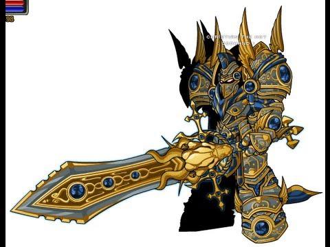 AQWorlds - Battlemage Class Tutorial + Mana Golem Solo ...