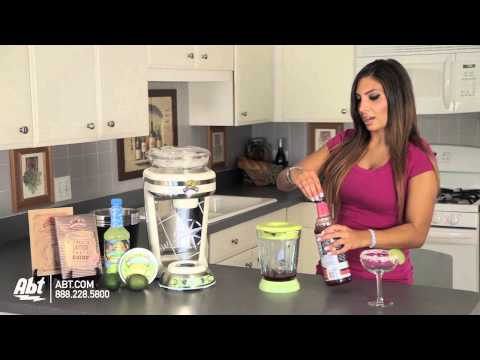 How To Make Frozen Drinks With The Margaritaville Concoction Maker - DM1000