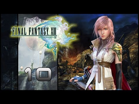 Guia Final Fantasy XIII (PS3) Parte 10 - Dreadnought y el taller