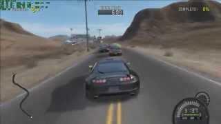 NFS Pro Street - Ai Crash, Thug life & Road Glitch