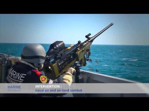 Marine Nationale - Euronaval 2016 - La Marine 3 +1