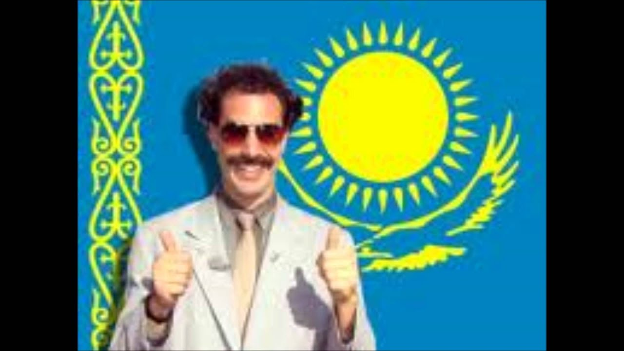Image result for borat kazakhstan